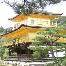 Kinkakuji-Golden Temple in Kyoto