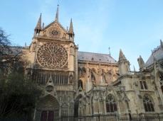 Admiring Notre Dame