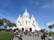 The Basilica of Sacred Heart