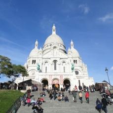 The Basilica of Sacred Heart