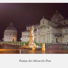 Piazza dei Miracoli