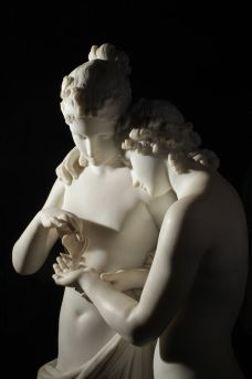 Psyche and Love- Antonio Canova
