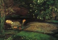 Ophelia- John Everett Millais (1851-2)
