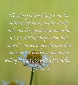 The-glory-of-friendship